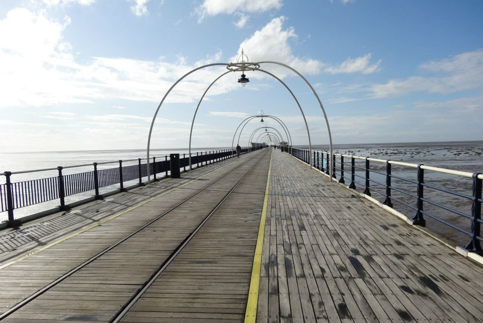 Southport Pier near Windy Gap